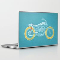 grease Laptop & iPad Skins featuring work by The Junkers