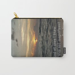 Bon Iver - Holocene Carry-All Pouch