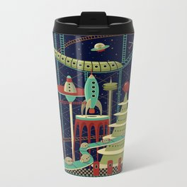 Fantastic Launch Station Metal Travel Mug