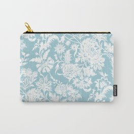 INDIENNES Blue Carry-All Pouch