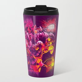 BASEMENT LOBOTOMY Travel Mug