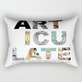 Articulate Rectangular Pillow