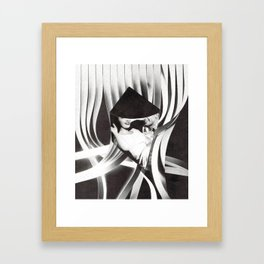cromos Framed Art Print