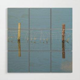 reflected Wood Wall Art