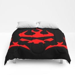Gurren Lagann Logo Comforters