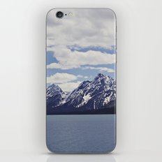 Grand Tetons: Colter Bay iPhone & iPod Skin