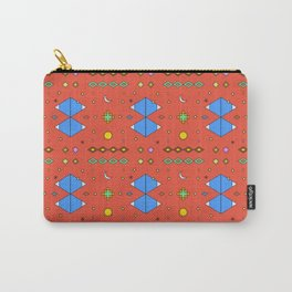 South America Dreaming Carry-All Pouch