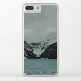 Spellbound - At Lake Louise Clear iPhone Case