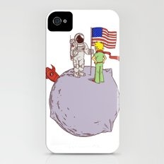 I Was Here First Slim Case iPhone (4, 4s)