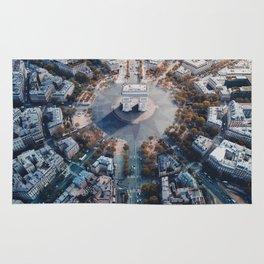 Arc De Triomphe, Paris Rug