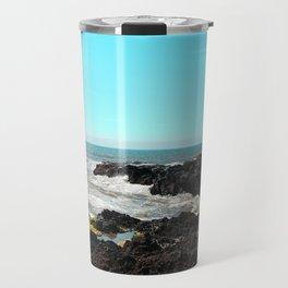 Oregon Coast Travel Mug