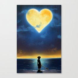 Sora - Kingdom Hearts Canvas Print