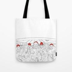 The life aquatic Tote Bag