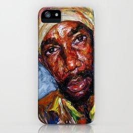 Sizzla Kalongi in The Flesh iPhone Case
