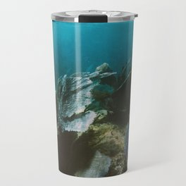 Mexican Caribbean Sealife Travel Mug
