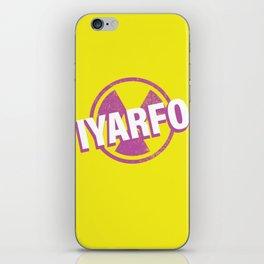 IYARFO Magenta 2 iPhone Skin