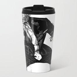 Zombie Bespoke (With Copy) Metal Travel Mug