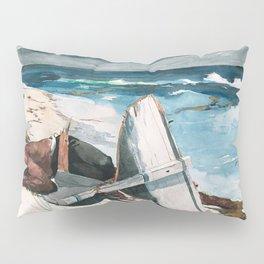 After The Hurricane, Bahamas - Digital Remastered Edition Pillow Sham
