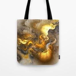 Unreal Stormy Heaven Tote Bag