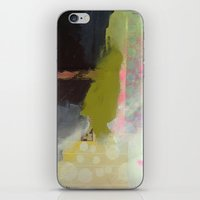 transparent iPhone & iPod Skins featuring Transparent Words by Natalie Baca