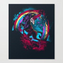 Murdercorn Canvas Print