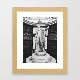 Iphone Untitled 2 Framed Art Print