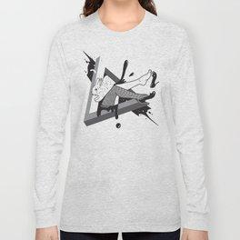 Lady Bunny Long Sleeve T-shirt
