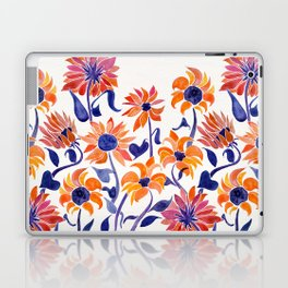 Sunflowers – Sunset Palette Laptop & iPad Skin