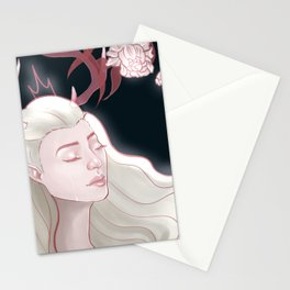 Luster Stationery Cards