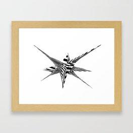 'Untitled #03' Framed Art Print