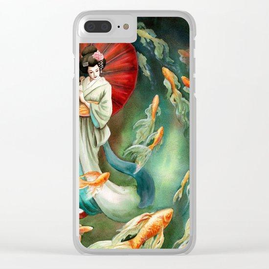 Promenade Clear iPhone Case