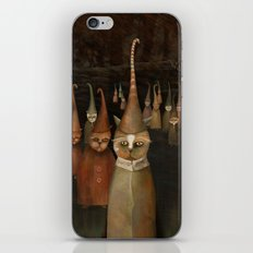 The Pilgrimage iPhone & iPod Skin