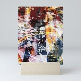 South 2nd and Rodney Mini Art Print