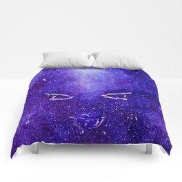 Space lips Comforters