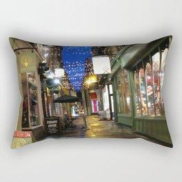 Street In Bath Rectangular Pillow