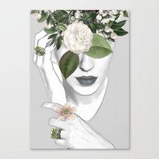 Natural beauty 2a Canvas Print