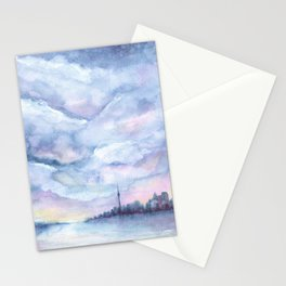 Once Upon Toronto - Skyline Stationery Cards