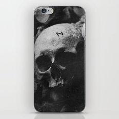 Catacombes iPhone & iPod Skin