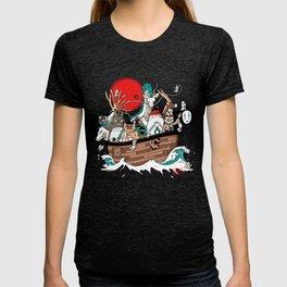 Ark's Miyazaki (version2018) T-shirt