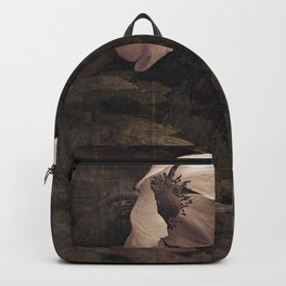 butterfly anemone Backpack