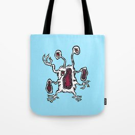 Alien Wiggle Monster - Grouch Tote Bag