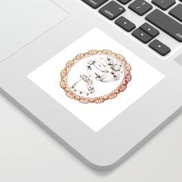 princessmi - elegant girl Sticker