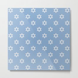 Israel Love Metal Print