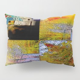 Comics Pillow Sham