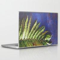 fern Laptop & iPad Skins featuring Fern by Olivia Joy StClaire