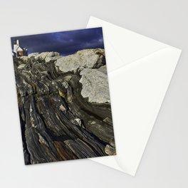 Pemaquid Rocks - Maine, 2018 Stationery Cards