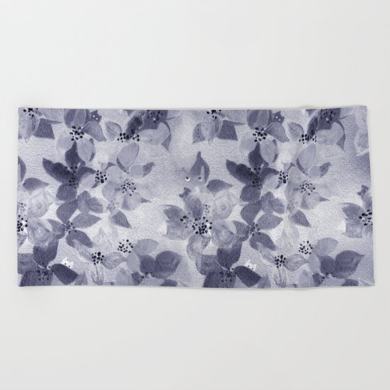 hideaway for tiny creatures Beach Towel