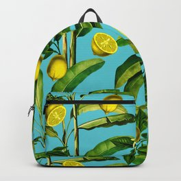 Lemon and Leaf II Backpack