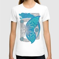 scandinavian T-shirts featuring SCANDINAVIAN SUMMER by RAIDHO