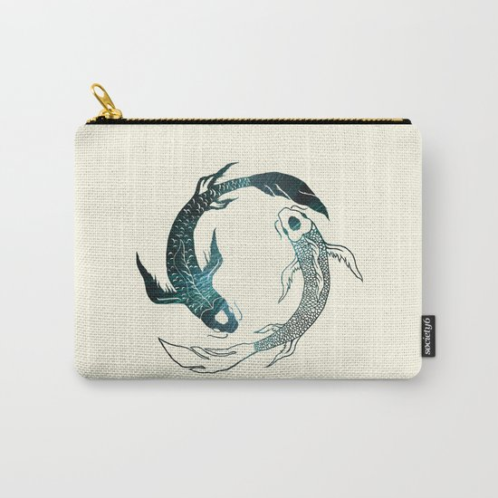 Balance in the Universe Carry-All Pouch